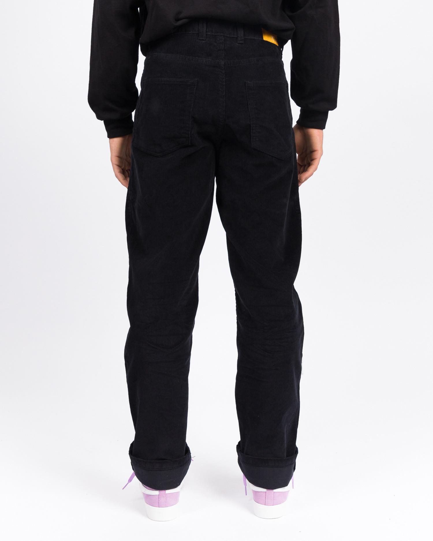 Polar 90's Cord Pant Black