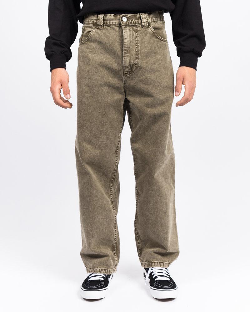 Polar Polar Big Boy Jeans Army Green