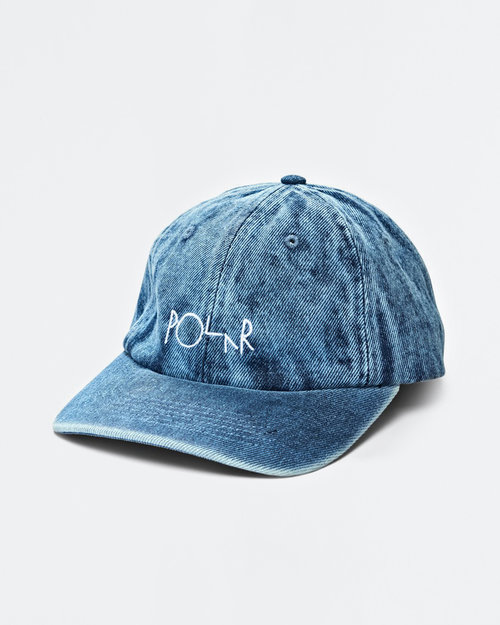 Polar Polar Denim Cap Blue Acid