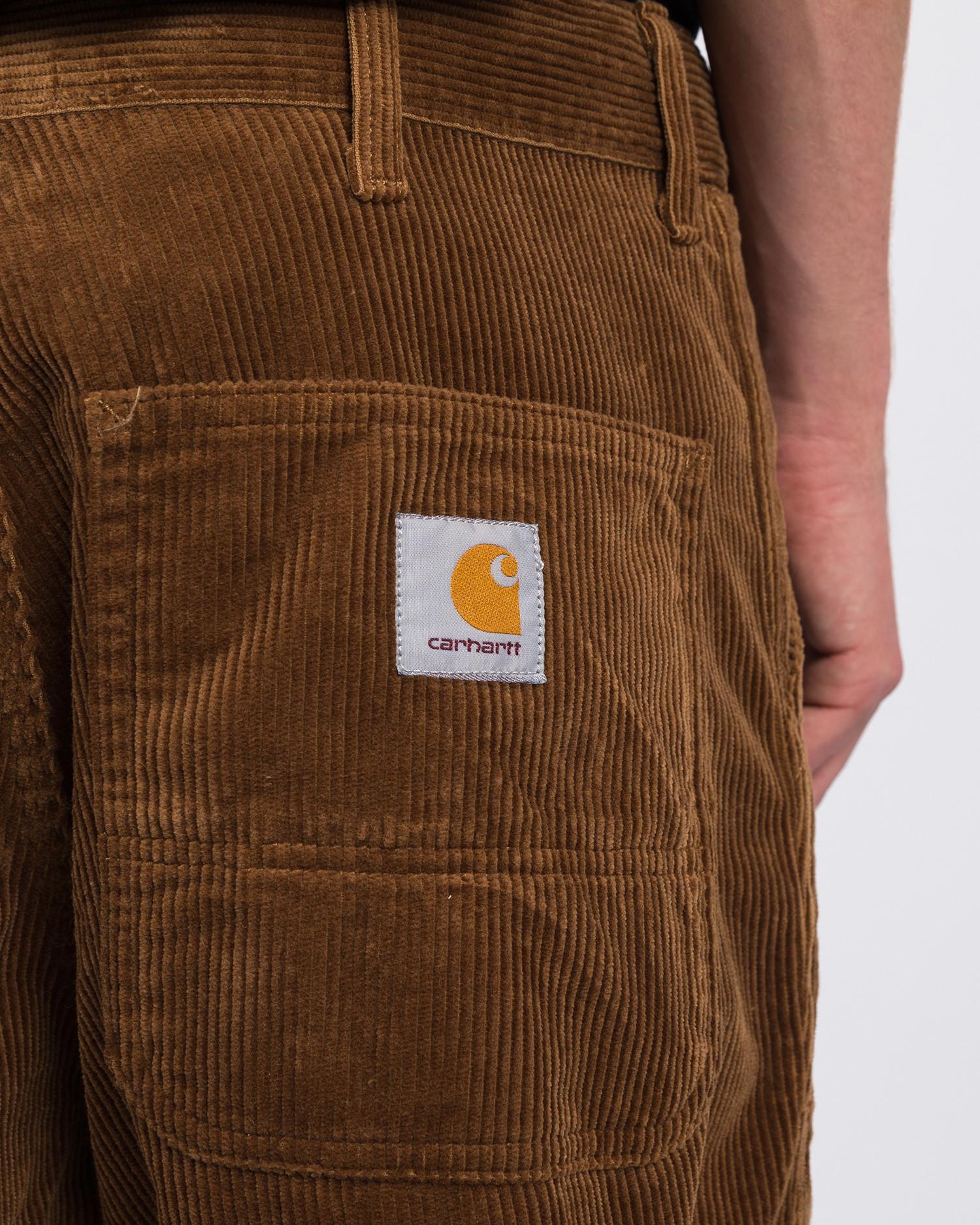 Carhartt Simple Pant Hamilton Brown Rinsed