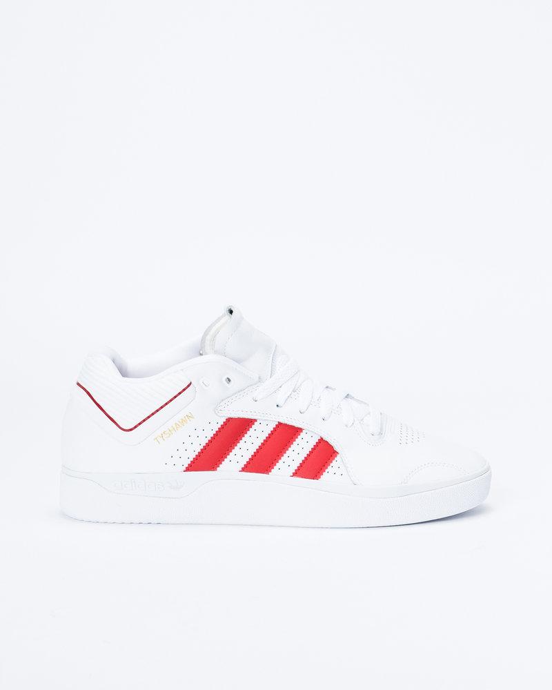 Adidas Skateboarding Adidas Tyshawn Footwear White/Scarlet/Footwear White