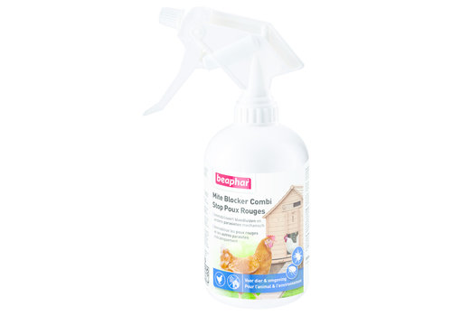Beaphar Mite Blocker Combi Spray 500 ml
