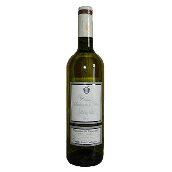 - Bergerac Blanc Sauvignon Gris 2016