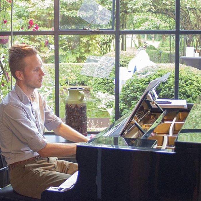 Soirée piano chez Guillaume