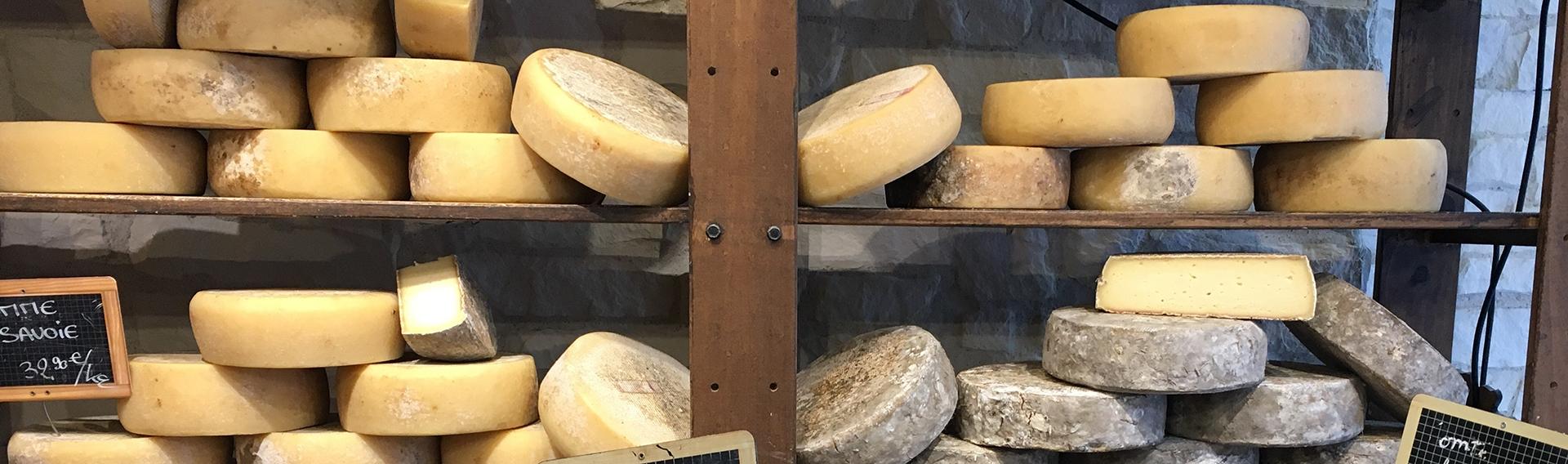 Kaas en wijn bij Guillaume