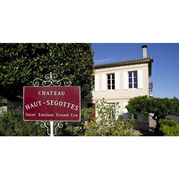 - Château Haut Segottes 2015 - Saint Emilion Grand Cru