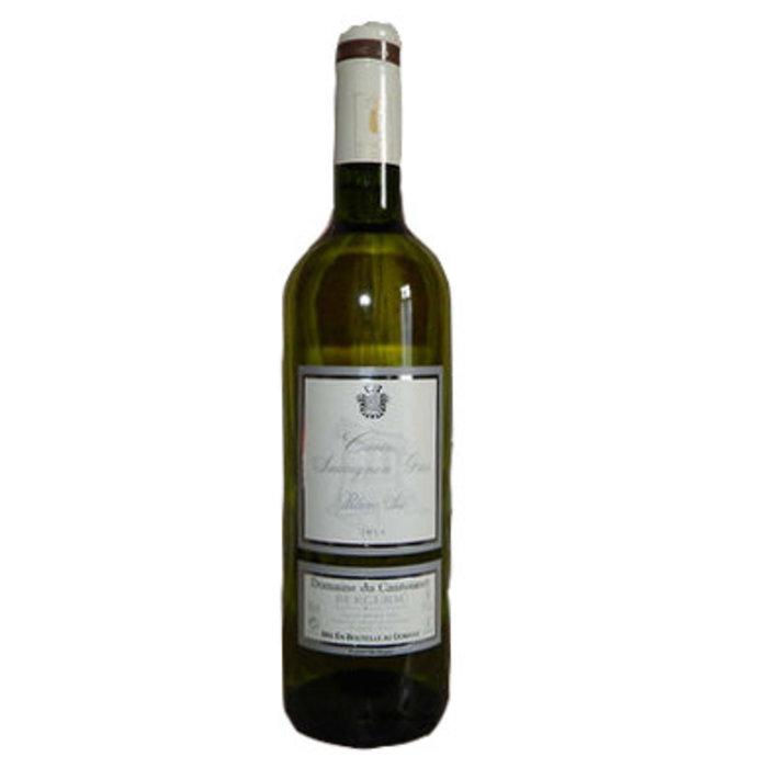 - Bergerac Blanc Sauvignon Gris 2018