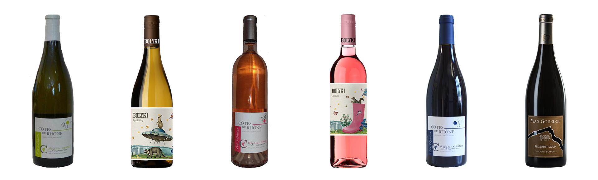 Vakantiestart wijnpakket 6 wijnen