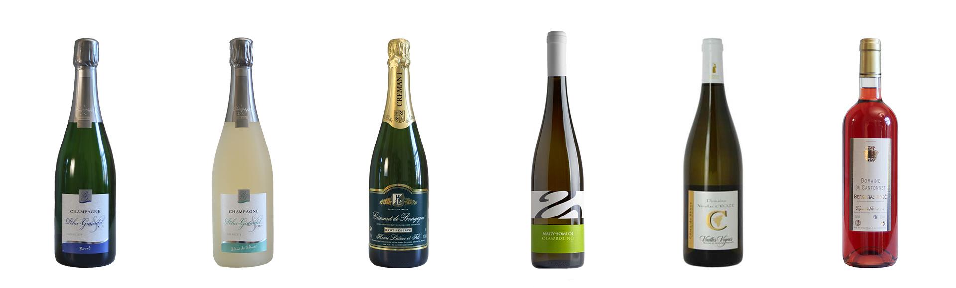 Champagne en meer pakket