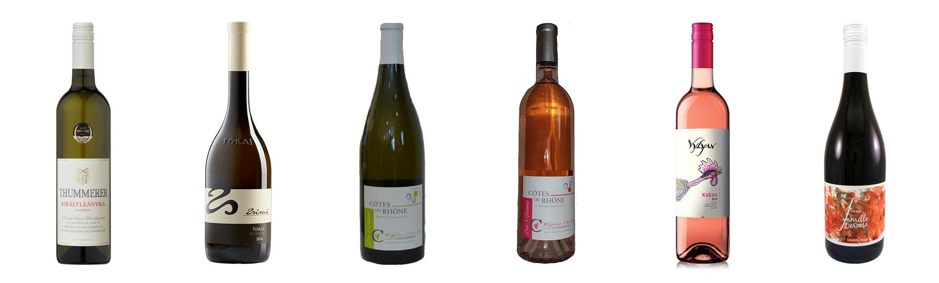 Colis vins de beau temps n° 2