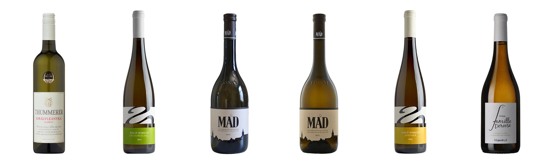 6 frisse witte wijnen