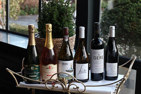 6 fijne wijnen