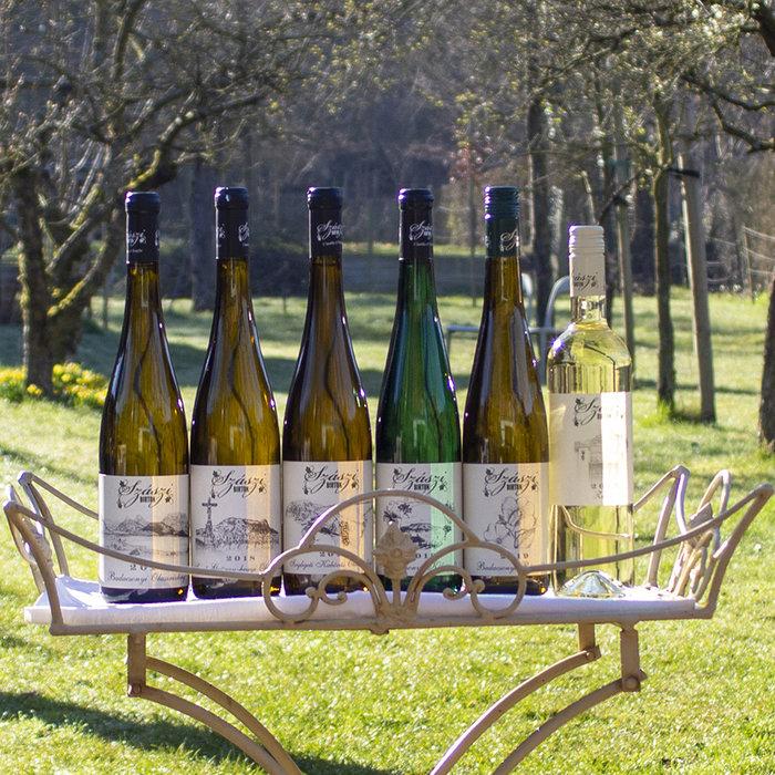 Pakket 6 bio wijnen uit Badacsony