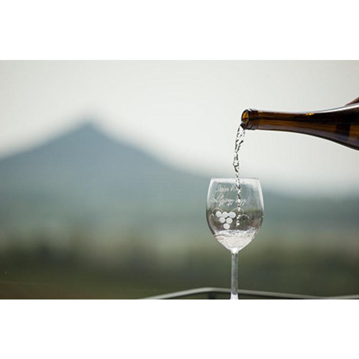Pakket 6 witte bio wijnen van het Balatonmeer
