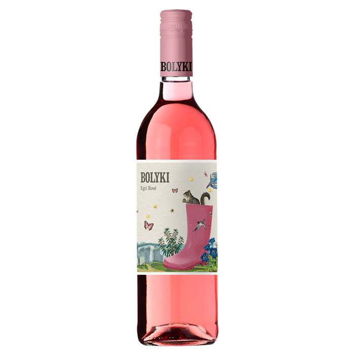 - Egri Rosé 2020