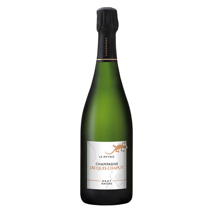 Champagne Jacques Chaput 'Le Mytic' Brut Nature