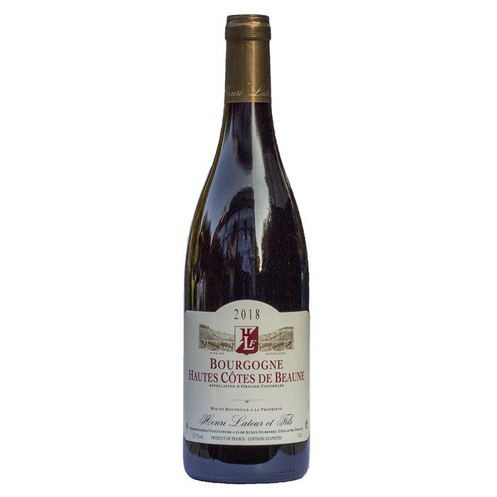 Henri Latour et Fils - Bourgogne Hautes Côtes de Beaune 2018