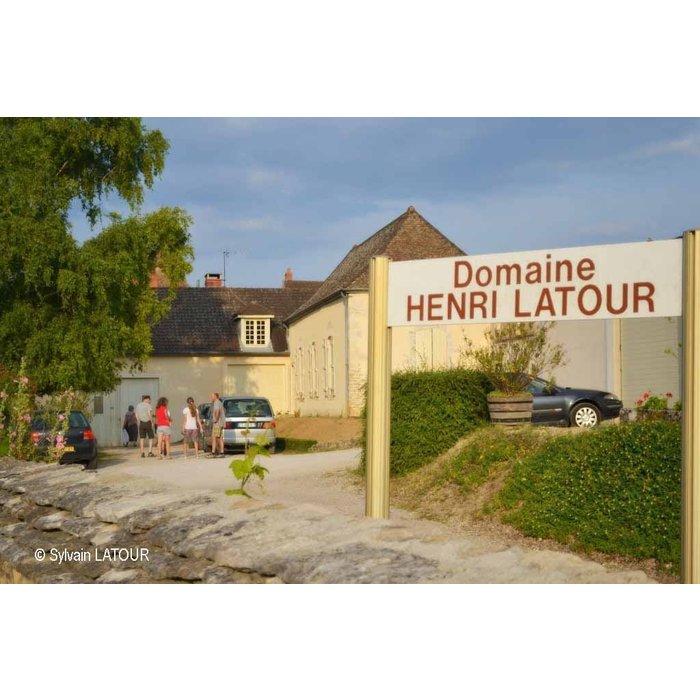 Henri Latour & Fils - Bourgogne Hautes Côtes de Beaune 2018