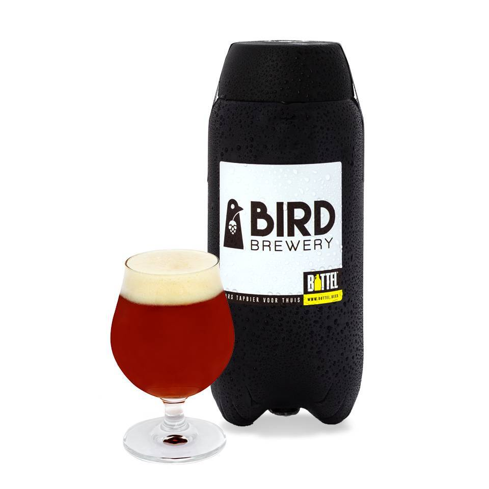 Rumoerige Roodborst by Bird Brewing