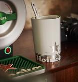 Heineken Skimmerhalter weiß