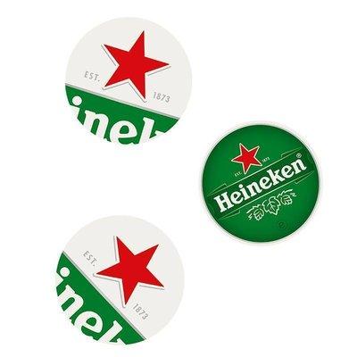 Gläser Heineken Star (6 Stück)