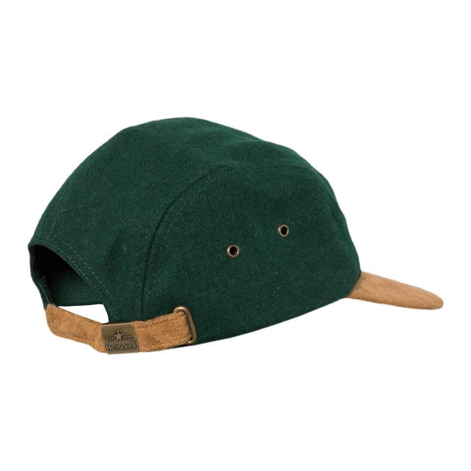 Heineken   Cap 13 mit Einsatz aus Wolle