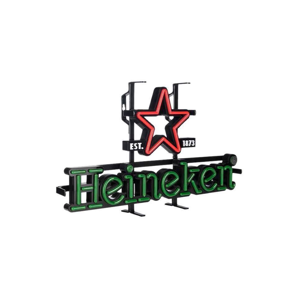 Heineken LED-Zeichen