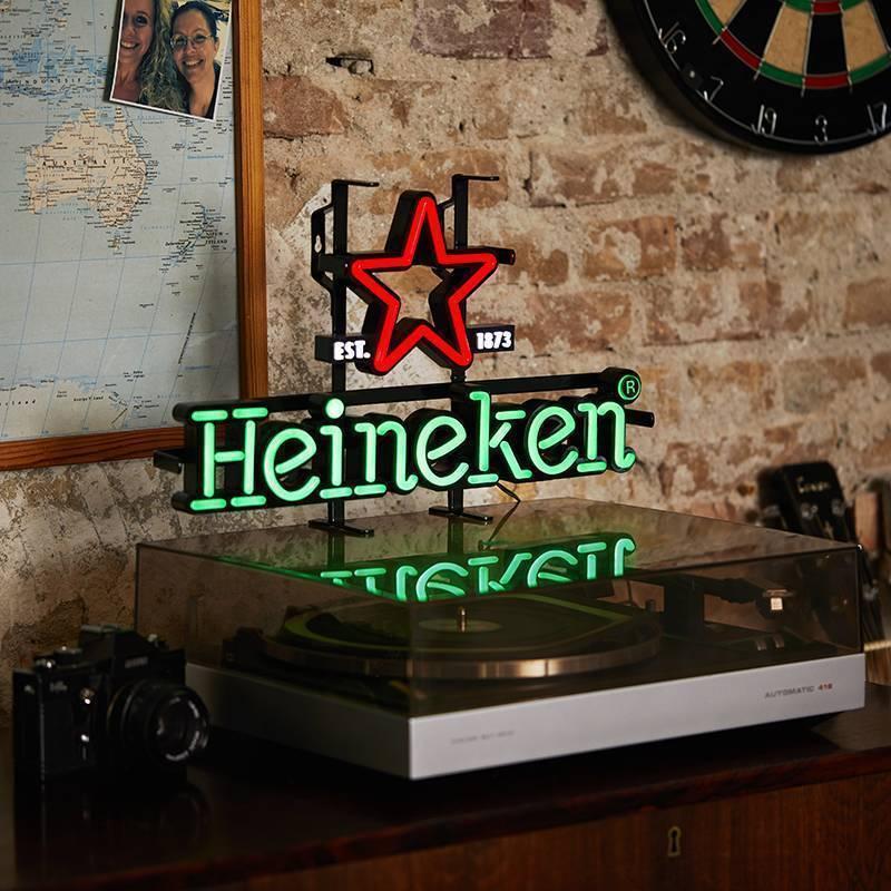 Heineken Led Sign