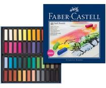 Faber Castell Soft Pastel Crayons Mini Box 48 pcs (FC-128248)