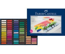 Faber Castell Soft Pastel Crayons Mini Box 72 pcs (FC-128272)