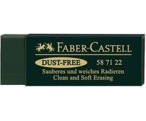 Faber Castell Gomme Dust Free Vert (FC-587122)