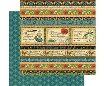Graphic 45 Seasonal Splendor 12x12 Inch 25pc. (4501475)