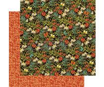 Graphic 45 Wildflower Bouquet 12x12 Inch 25pc. (4501478)