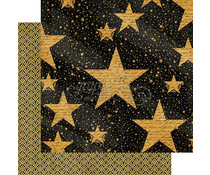 Graphic 45 Star Studded 12x12 Inch 25pc. (4501527)