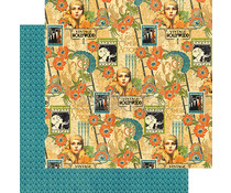 Graphic 45 Dazzling Diva 12x12 Inch 25pc. (4501529)
