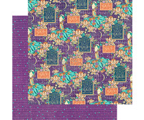 Graphic 45 Romantic Rendezvous 12x12 Inch 25pc. (4501541)