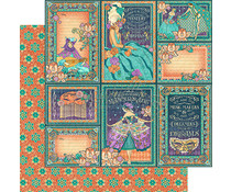Graphic 45 Music Makers 12x12 Inch 25pc. (4501542)