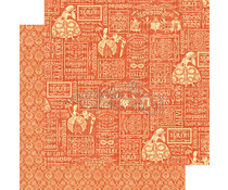 Graphic 45 Moonlight Mystery 12x12 Inch 25pc. (4501545)