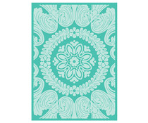 Cricut Cuttlebug 5x7 Inch Embossing Folder Ornate Medallion (2003460)