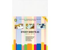 JEJE Produkt Sticky sheets A5 10 sheets (3.3235)