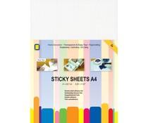 JEJE Produkt Sticky sheets A4 5 sheets (3.3234)