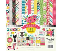 Echo Park Summer Fun 12x12 Inch Collection Kit (SF125016)