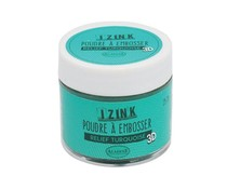 Aladine Embossing Powder 25 ml Turquoise (10207)