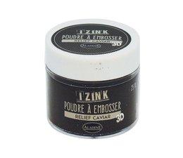 Aladine Embossing Powder 25 ml Caviar (10182)