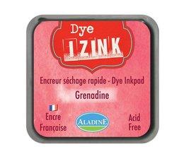 Aladine Inkpad Izink Dye Rouge Grenadine (19254)