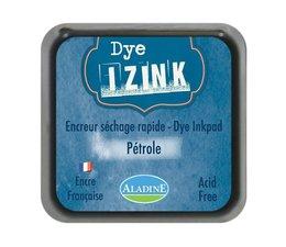 Aladine Inkpad Izink Dye Bleu Petrole (19271)