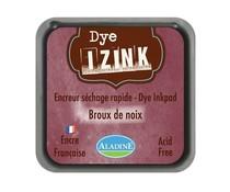 Aladine Inkpad Izink Dye Marron Brou De Noix (19267)
