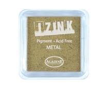 Aladine Inkpad Izink Pigment Pigment Metal Gold (19120)