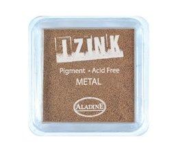 Aladine Inkpad Izink Pigment Metal Copper (19121)