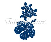 Tattered Lace Tropical Flowers (TLD0212)